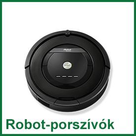 robot porszívó